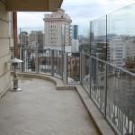 Fechamento de ambientes em vidro - Classi Vidros